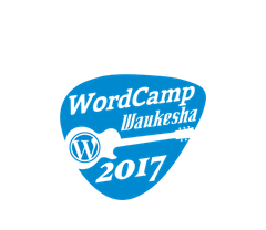 WordCamp Waukesha 2017 logo